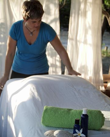 Energy Touch: Custom Tailored Body Therapy: Massage Area