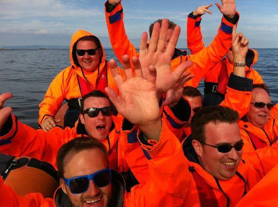 Ocean Breeze Rib Tours: Fun I would say so