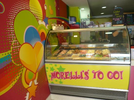 Morelli's to Go!: Morelli's to Go