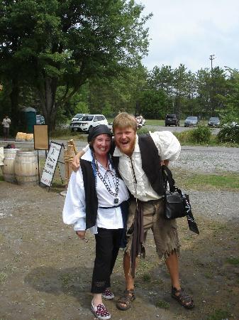 Pirate Adventures: Ahoy Matey! 