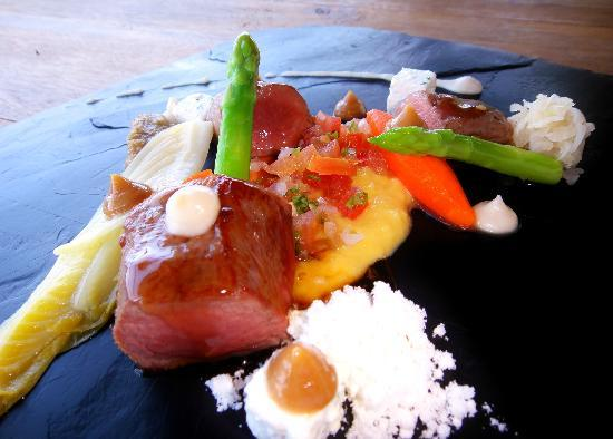 "Dining on the Rocks: Sept-Oct Special Menu ""Lamb Chermoulah"""