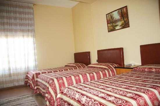 Hotel Vlora : Family Room