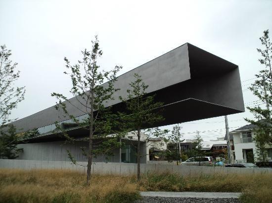 Hoki Museum: 外観