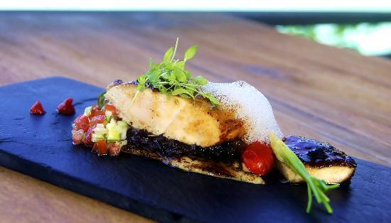 """Dining on the Rocks: Sept-Oct Special Menu """"Chicken Quesadilla"""""""