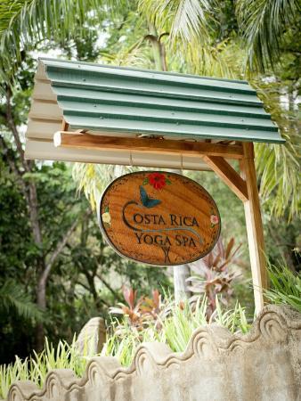 Costa Rica Yoga Spa: welcome