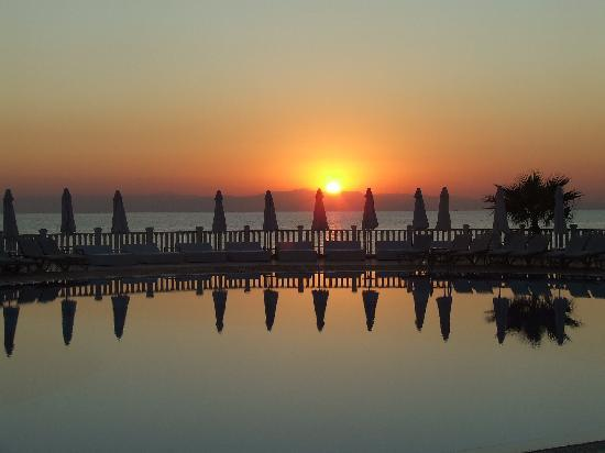 Sentido Flora Garden: Den lækreste solnedgang