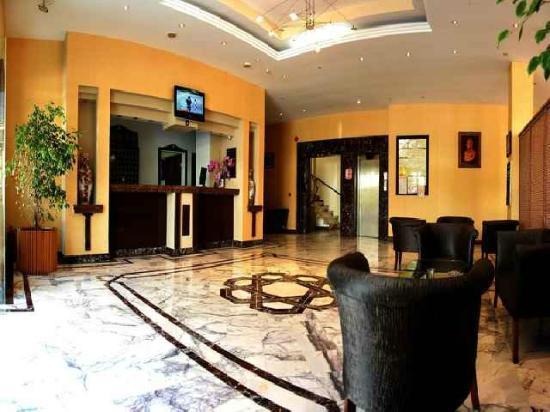 Seray Hotel: reception area