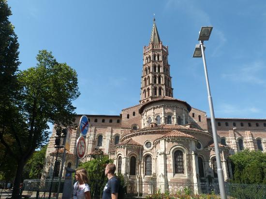 Grand Hotel Raymond IV: église