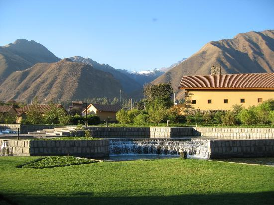 Tambo del Inka, A Luxury Collection Resort & Spa, Valle Sagrado: View from our room
