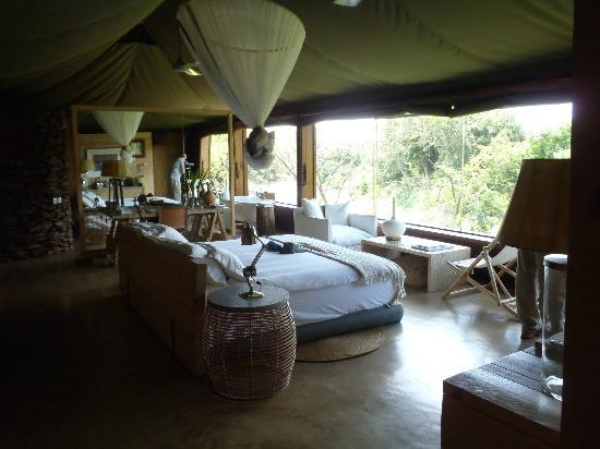 Singita Faru Faru Lodge: This place was so relaxing