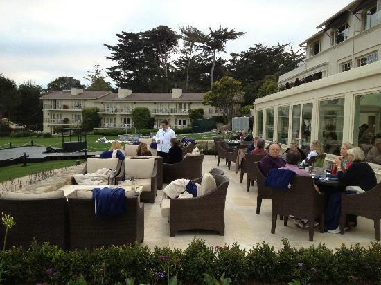 The Lodge at Pebble Beach: Great addition to a classic pdestination
