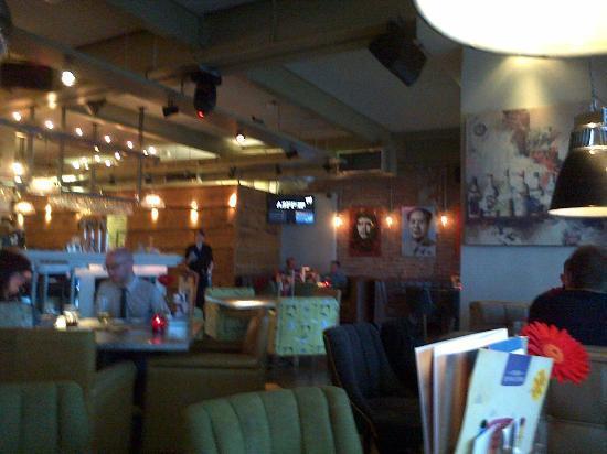 Revolution Blackpool: Interior (blurred)