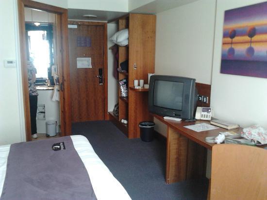 Premier Inn Warrington (M6/J21) Hotel: View from window