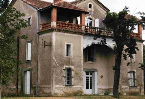 Sauve, ฝรั่งเศส: Domaine de l'Evesque