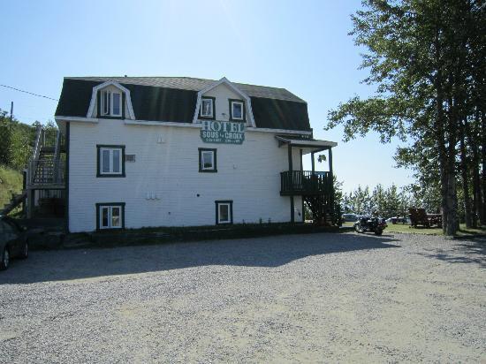 Hotel Sous la Croix : Esterno