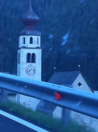 Chiesa di Andraz