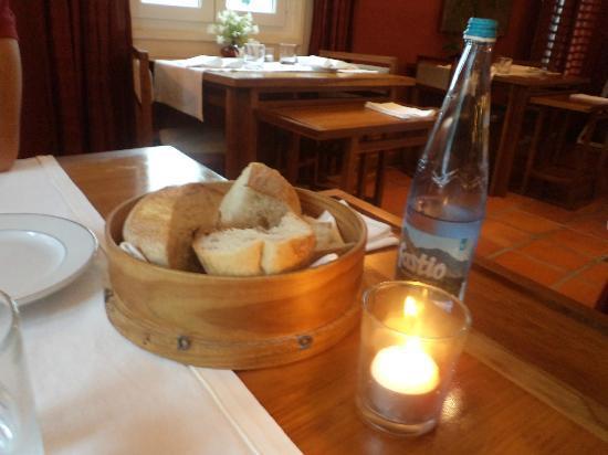 Pousada de Ourem - Fatima Historic Hotel: Tavolo ristorante