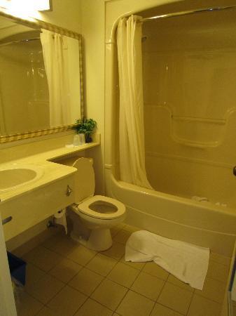 Comfort Inn : Bagno