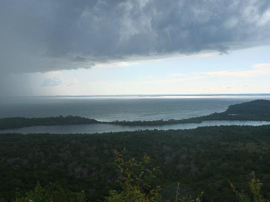 Pousada Manaus: Aussichtsplatz