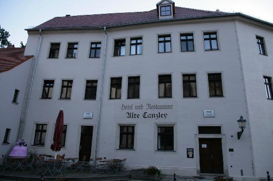 Hotel Alte Canzley: Exterior of hotel
