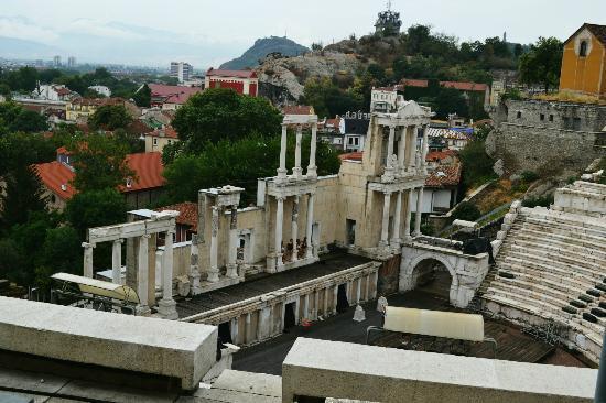 Plovdiv Province, Bulgaria: amphitheater