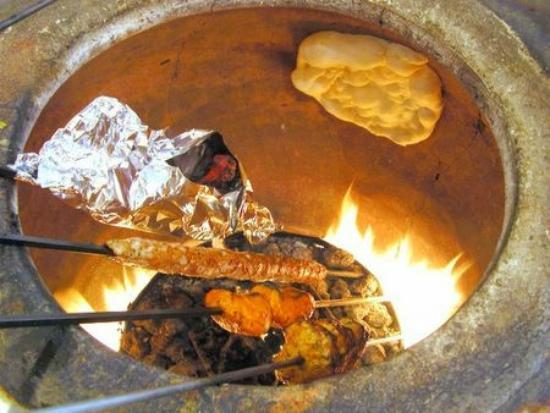 Cuisine of India: Tandoori Oven