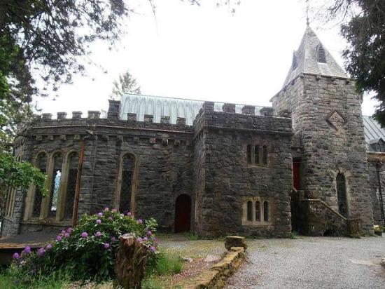 St Conan's Kirk Lochawe