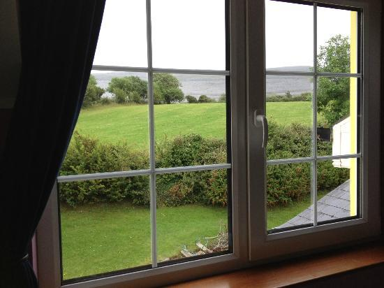 Drumcreehy Country House: View from King bed room