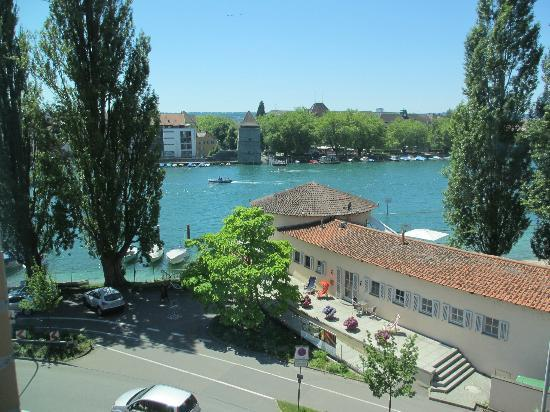 Ibis Konstanz Hotel: View From Our Windows