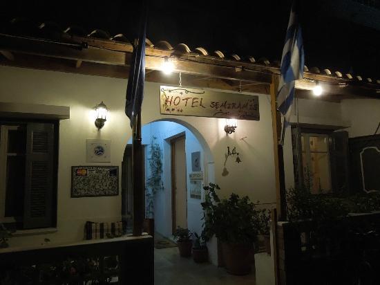 Semiramis Hotel: Semiramis, Adamas, Milos Island, Greece