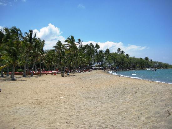 Anaehoomalu: Waikoloa Beach 