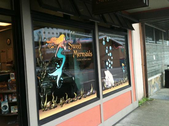 Sweet Mermaids Storefront