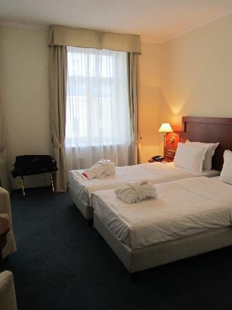 PK Riga Hotel: Room