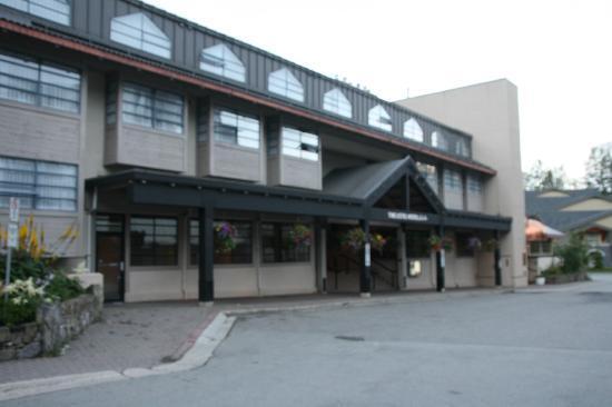 The Listel Hotel Whistler : Lister Hotel, Whistler