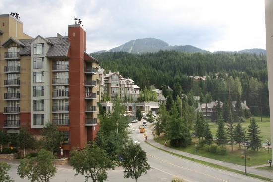 The Listel Hotel Whistler: View from our room