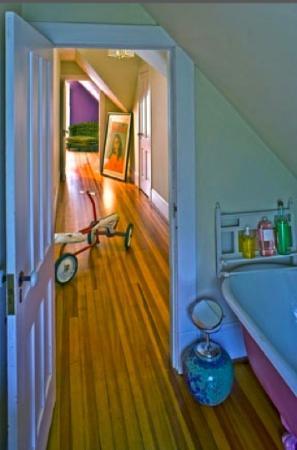 Roxbury Village Inn: Great shot of third floor taken from feature article - Insideout Magazine