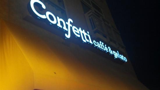 Confetti Cafe And Gelato