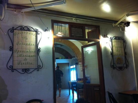 Ristorante Pizzeria Da Salvador : Da Salvador