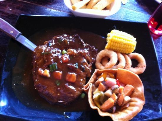 El Gringo's: OMG! Not for the faint hearted!