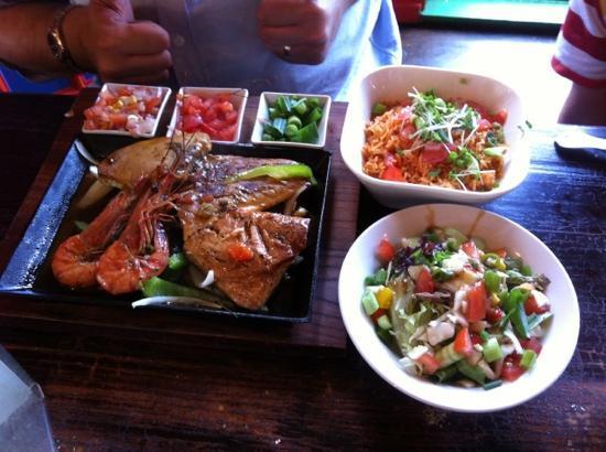 El Gringo's: A sumptuous feast!