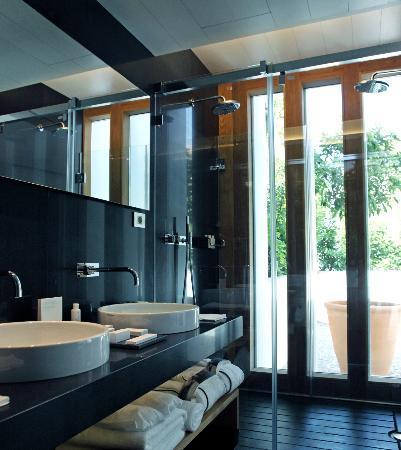 Atrio Restaurante Hotel Relais & Chateaux : BATHROOM