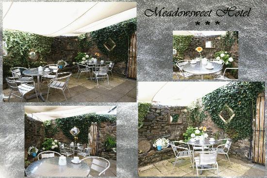 The Meadowsweet Hotel: Sun Patio