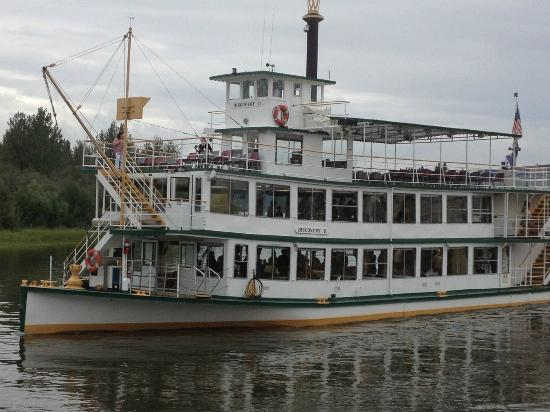 Riverboat Discovery: The Discovery