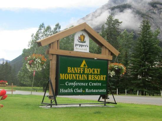 Camera Picture Of Banff Rocky Mountain Resort Banff
