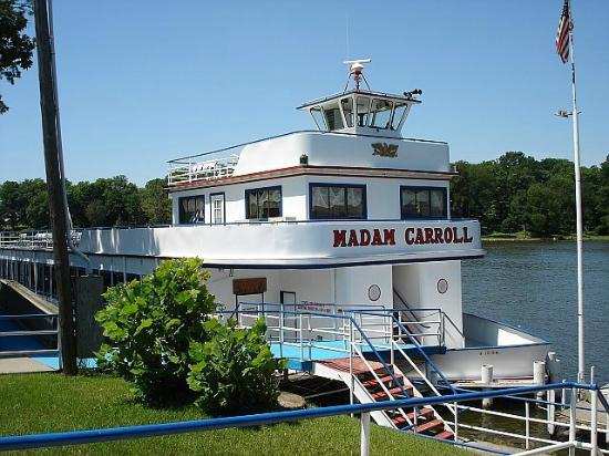Monticello, IN : The Madam Carroll