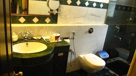 Casa Severina: Batchroom