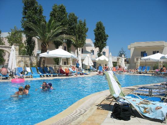 Hotel Isida: Hovedpool