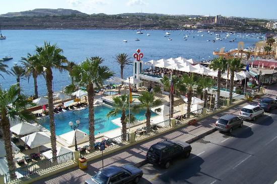 Qawra Palace Hotel Malte