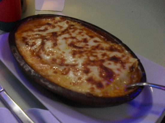 Mona Lisa International Restaurant: Gorgeous Lasagne