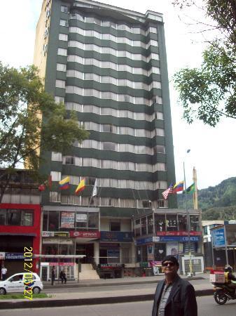 Hotel Dann Avenida 19: o rei e seu hotel